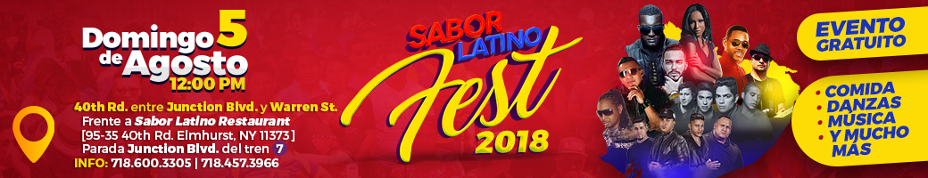 Sabor Latino Fest TOP